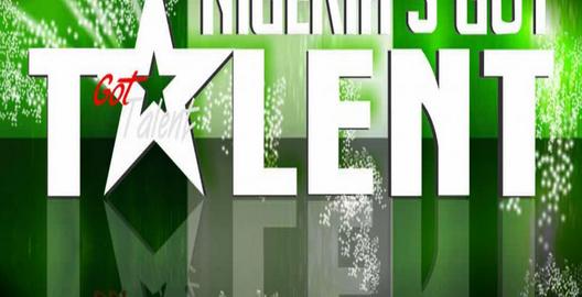 Nigeria's Got Talent show.