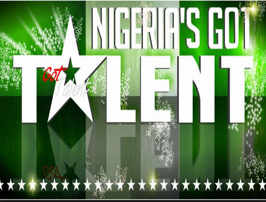 Nigeria's Got Talent show.